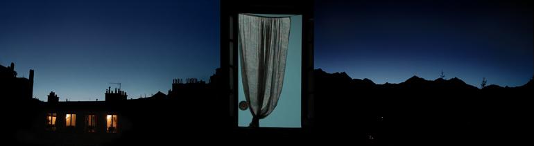 Triptique La Nuit - Photos et montage: AGB - 2006